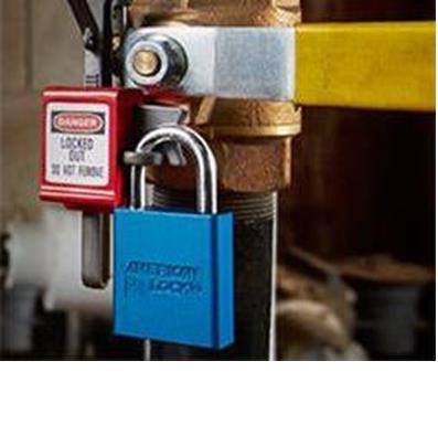Padlocks-Safety Lockout