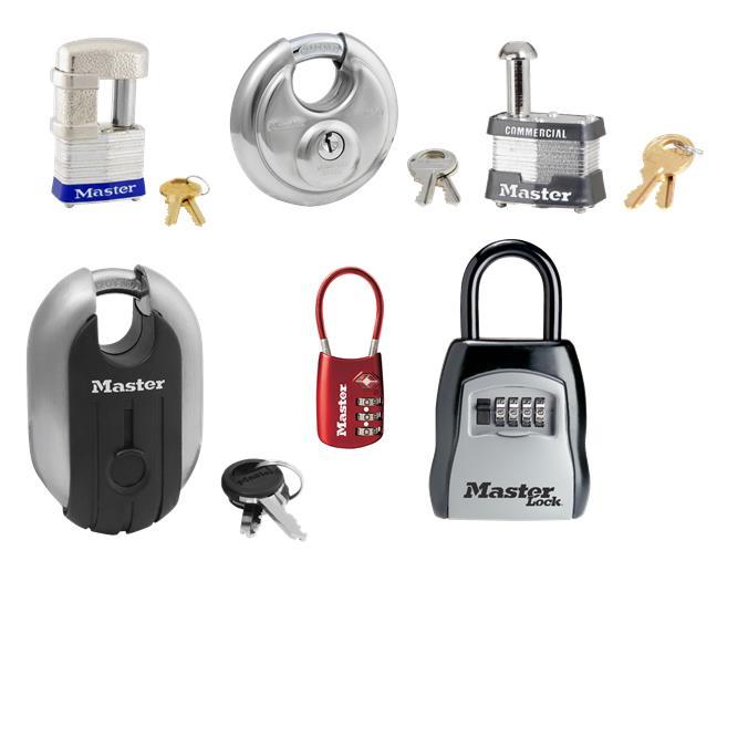 Specialty Locks & Key Safes