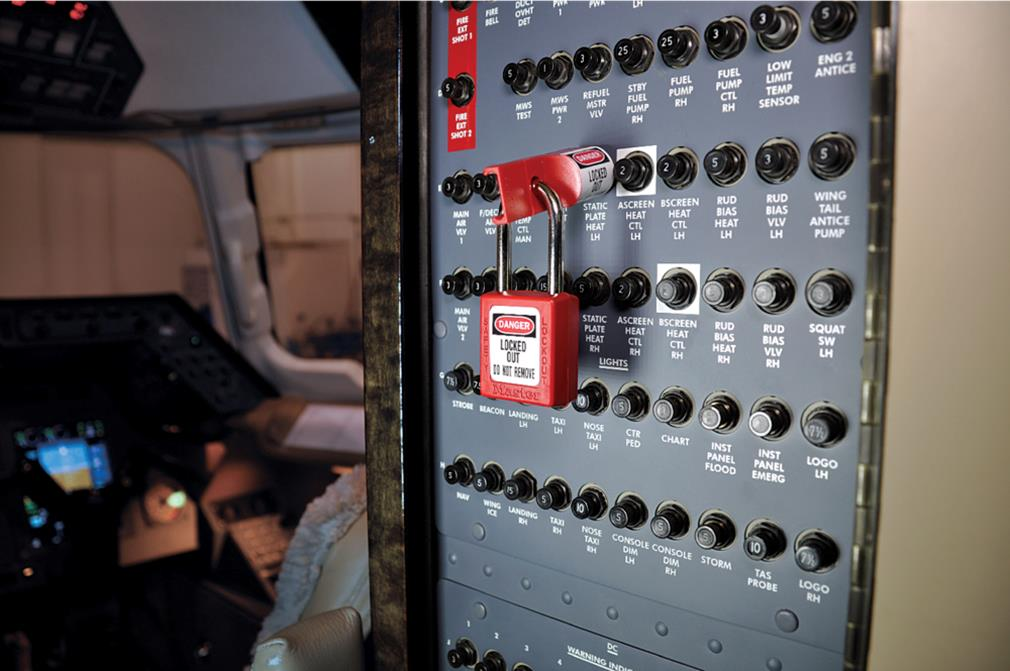 S2329 Aircraft Circuit Breaker Lockouts Securityhouse