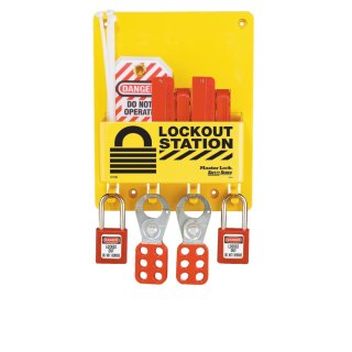 Compact Lockout Stations